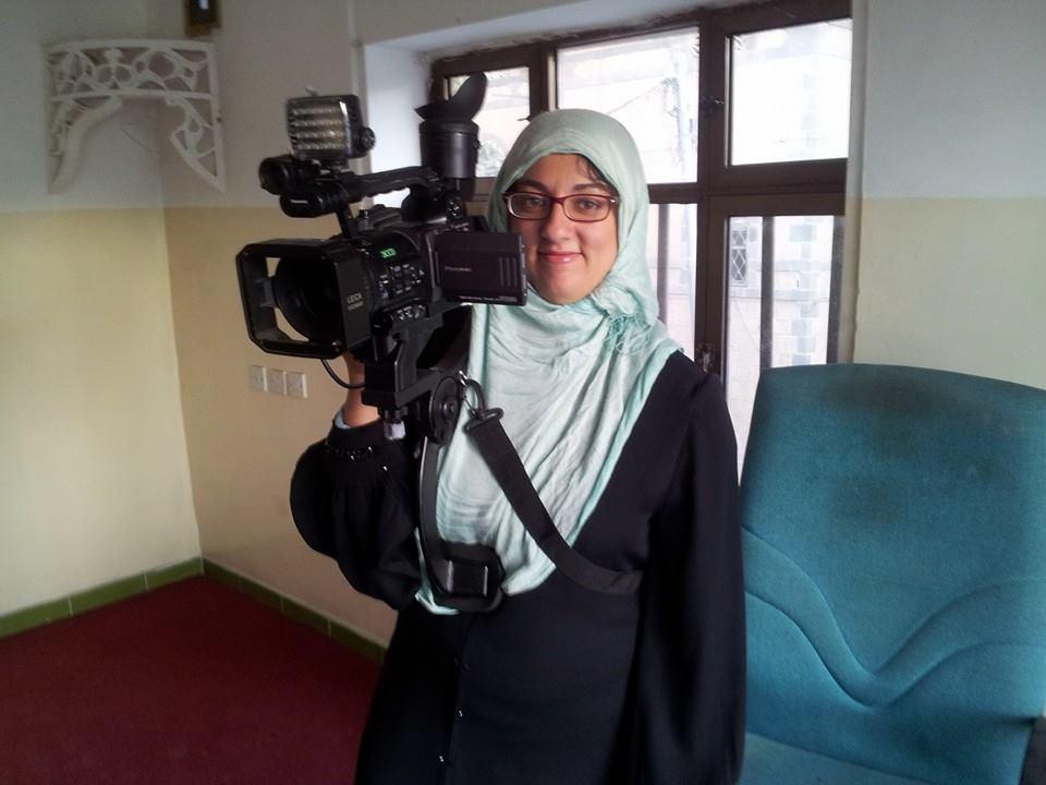 Reporting in Sanaa (2014) - Laura Silvia Battaglia