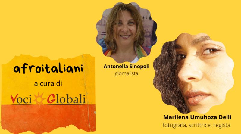 Marilena Delli, la talent scout che porta gioia all'Africa nascosta