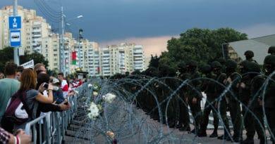 Bielorussia, il regime usa la forza ma il mondo non reagisce