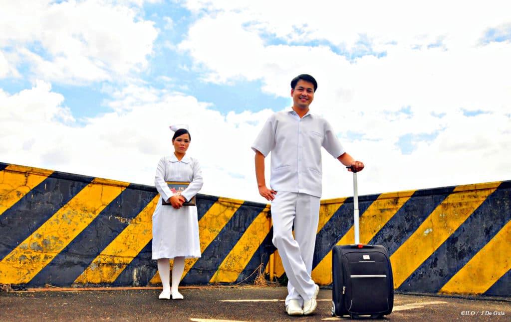 Foto inviata da un candidato filippino al concorso Decent work across borders dell'Organizzazione internazionale del lavoro / Immagine da Flickr in Licenza CC / J. De Guia