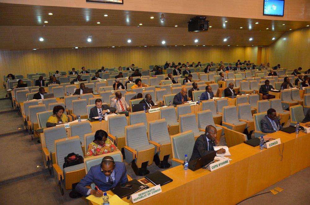 Conferenza degli Stati Africani per la denuclearizzazione, foto di African Union Peace su Twitter.