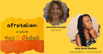 Aida Aicha Bodian, quando creatività fa rima con comunità