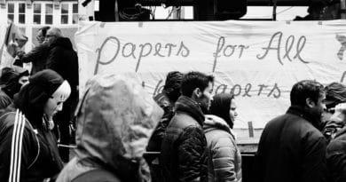 Gente di Dublino, voci di migranti che sfidano i Regolamenti UE