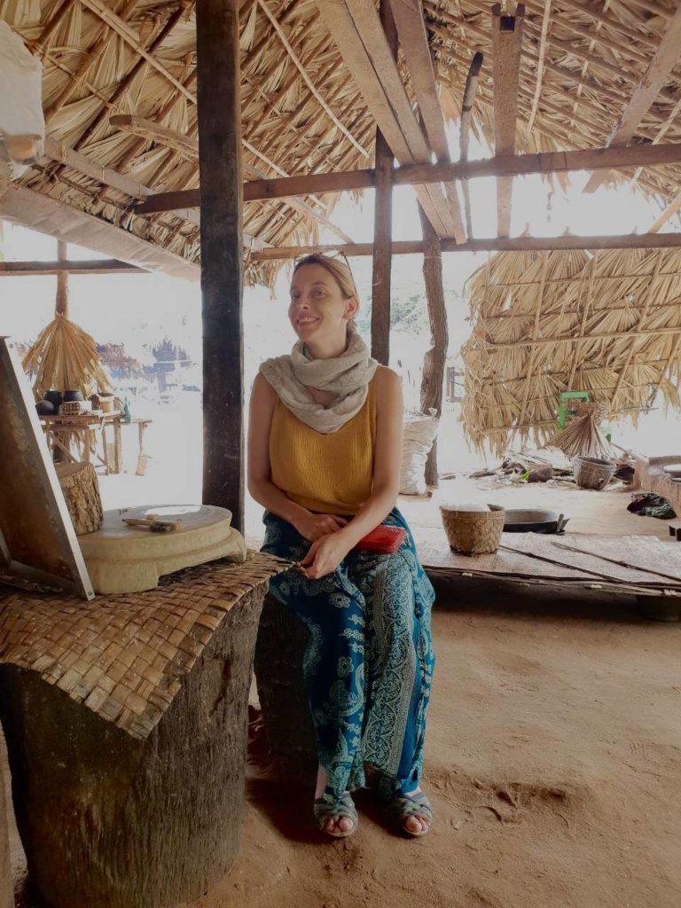 """Linn Rasimelli co-fondatrice di """"Voci dal Myanmar"""""""