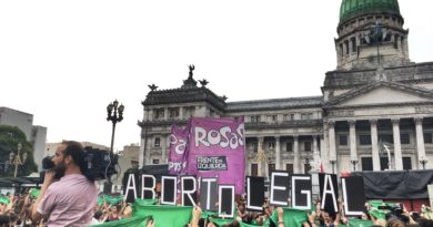 Legalizzare l'aborto. Martu.vidret/Flickr in licenza CC