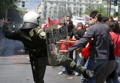 Grecia: violenza di Stato, da Alexis ai fatti di Nea Smyrni