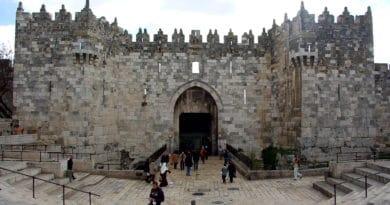 Moschea al-Aqsa, testimonianza dalla Gerusalemme divisa in due