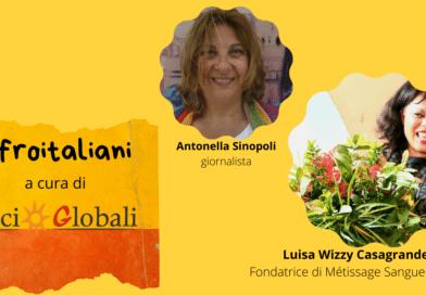 Luisa Wizzy Casagrande, quel ponte culturale tra Veneto e Biafra