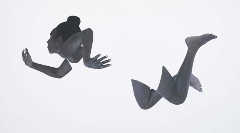 Opera dell'artista Sungi Mlengeya